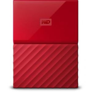 "Western Digital WDBYFT0040B - Disque dur externe My Passport 4 To 2.5"" USB 3.0"