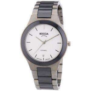 Boccia 3564-01 - Montre pour homme Titanium