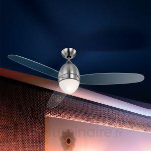 Globo Premier  - Ventilateur de plafond lumineux 3 pales