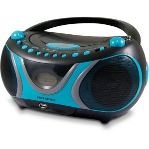 Metronic 477118 - Radio lecteur CD / MP3 Sportsman