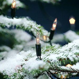 Konstsmide Guirlande lumineuse d'extérieur transparente 80 lampes