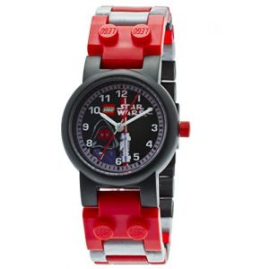 Lego 9002953 - Montre pour enfant Star Wars Darth Maul
