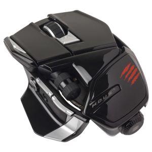 MadCatz M.O.U.S. 9 - Souris laser sans-fil Bluetooth 4.0