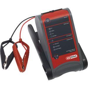 KS Tools 550.1643 - Chargeur de batterie, 12 V / 24 V / 30 A / 15 A