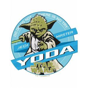 Disque azyme Yoda Star Wars 20 cm