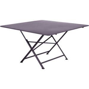 Fermob Cargo - Table de jardin carrée 128 x 128 cm