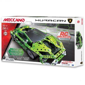 Meccano 6028405 - Lamborghini Huracan RC commandé 297 pièces