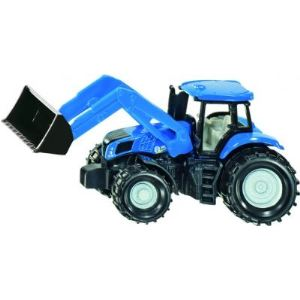 Siku 1355 - Tracteur New Holland avec chargeur