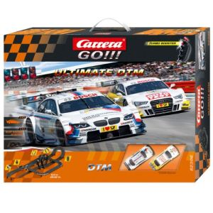 Carrera Toys Go!!! 62306 - Circuit de voitures Ultimate DTM
