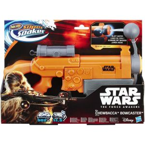 Hasbro Nerf Super Soaker Star Wars Alien Sidekick Blaster