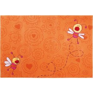 Unamourdetapis Tapis enfant Happy Zoo Summ Summ en acrylique (120 x 180 cm)