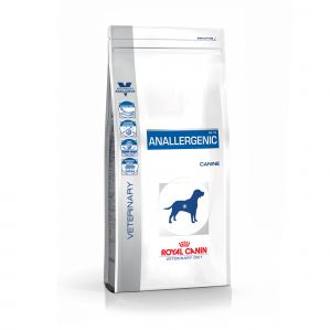 Royal Canin Veterinary Diet Anallergenic AN 18 - Croquettes pour chien 8 kg