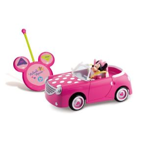 IMC Toys Cabriolet Minnie Mouse radiocommandé