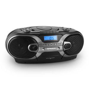 Auna RCD-230 - Radio CD stéréo portable
