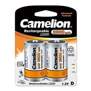 Camelion Blister de accus rechargeables R20 (D)