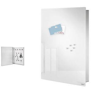Blomus Boîte à clefs / tableau mémo Velio GM en miroir