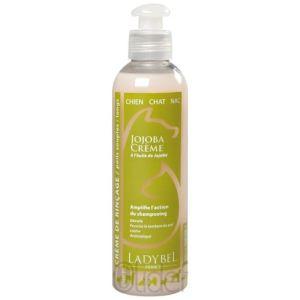 Ladybel Jojoba Crème : crème de rinçage pour poils souples / longs