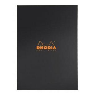 Rhodia 190402C - Brochure Rhodiactive A4+ format 22,5 x 29,7 cm, 160 pages - ligné