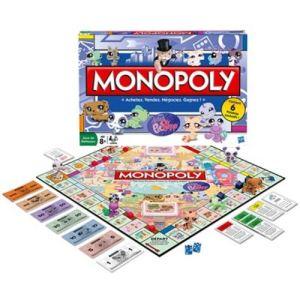 Hasbro Monopoly Littlest Petshop