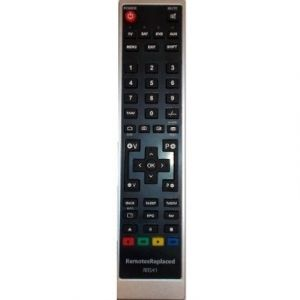RemotesReplaced Aquos - Télécommande pour Sharp
