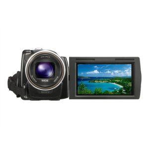 Sony HDR-XR160 : Caméscope Full HD à disque dur 160 Go
