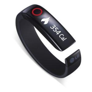 LG Lifeband Touch FB84 taille L - Bracelet connecté