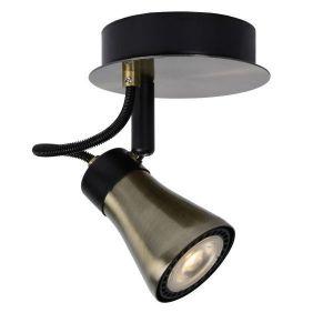 spot led leroy merlin comparer 370 offres. Black Bedroom Furniture Sets. Home Design Ideas