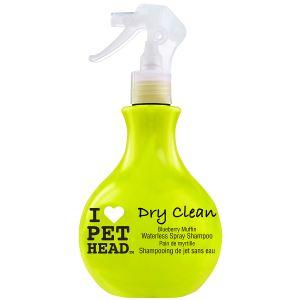 Pet Head Dry Clean - Shampooing sec pour chien