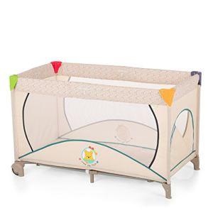 Hauck Dream'n Play Go Plus - Lit parapluie 120 x 60 cm
