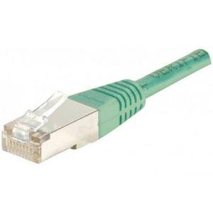 Dexlan 852624 - Cordon réseau RJ45 patch FTP Cat.6 25 m