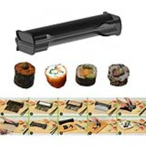 Lansa design 5040019 - Appareil à sushis et makis Easy Sushi (2,5 cm)