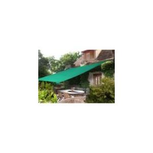 Ideanature Voile d'ombrage rectangulaire 4 x 2,9 m