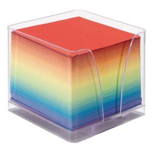 Otto Office Bloc cube plexi 800 feuille (90 x 90  mm)