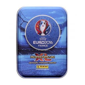 Panini 31 cartes Euro 2016