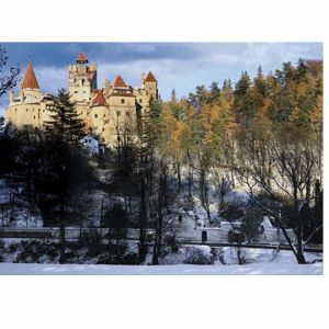 Dtoys Château de Bran, Roumanie - Puzzle 500 pièces
