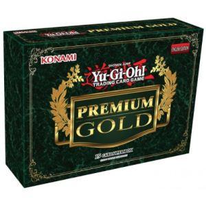 Konami Yu-Gi-Oh! Premium Gold 1st Edition Booster