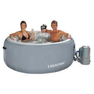 Lanaform Aqua Pleasure - Spa gonflable 4 personnes 800 litres