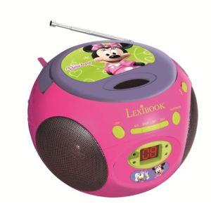 Lexibook RCD102MN - Poste radio CD Minnie Mouse