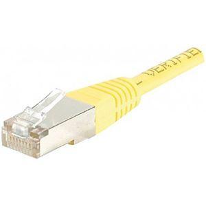 Dexlan 853333 - Cordon réseau RJ45 patch FTP Cat.6 25 m