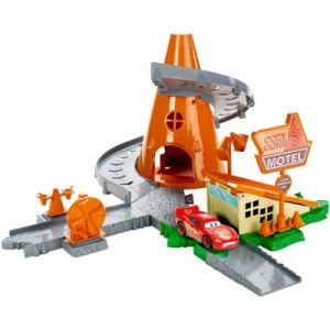 Mattel Coffret Radiator Springs : Le Cozy Cone Motel Disney Cars
