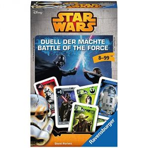 Ravensburger Le duel des forces Star Wars