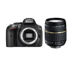 Nikon D5300 (avec objectif Tamron 18-200mm)