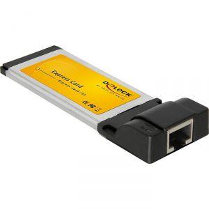 Delock 66216 - Express Card Gigabit LAN 34mm