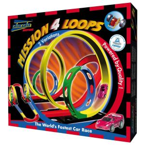 Darda 50145 - Circuit Motor Mission 4 Loops