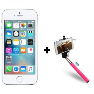 achat apple iphone 5s 16 go selfie stick extensible pour smartphones et iphone. Black Bedroom Furniture Sets. Home Design Ideas