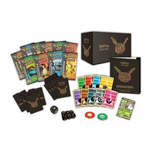 Asmodée Coffret Pokémon Xy Elite Trainer Box Generations