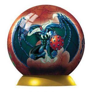Ravensburger Gormiti : Obscurio et Grandalbero - Puzzle ball 60 pièces
