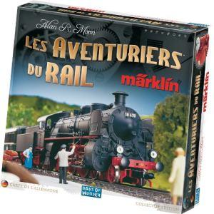 Days of Wonder Les aventuriers du rail Märklin