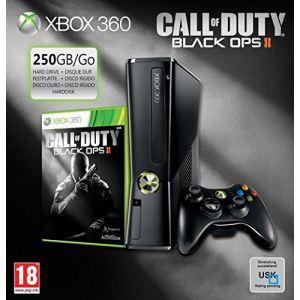 Microsoft Xbox 360 Slim 250 Go + Call of Duty : Black Ops II