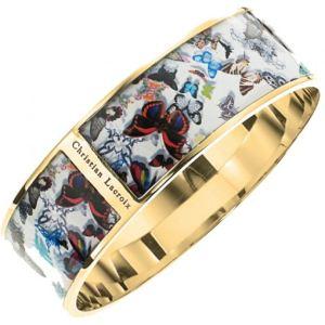 Christian Lacroix X16182DW - Bracelet large Papillons pour femme